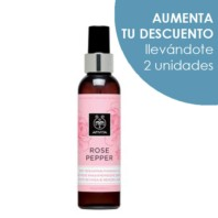 Apivita Rose Pepper Aceite de Masaje Corporal Remodelante contra la Celulitis, 150 ml