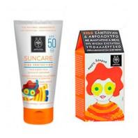 Apivita Suncare Kids Protection Leche SPF50, 150 ml + REGALO   Farmaconfianza