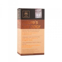 Apivita Tinte para el Cabello Nature's Hair Color sin PPD, color 6.3 nuez | Farmaconfianza