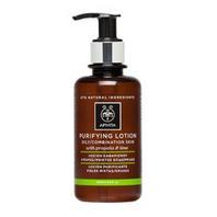 Apivita Cleansing Loción Tónica Purificante para piel grasa-mixta, 200 ml