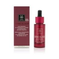 Apivita Wine Elixir Aceite Facial Antiarrugas Restaurador, 30 ml