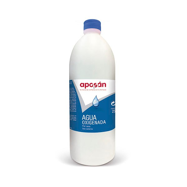 Aposán Agua Oxigenada, 250 ml