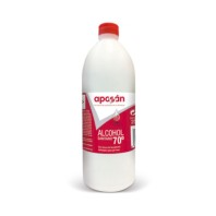 Aposán Alcohol Sanitario 70º, 250 ml