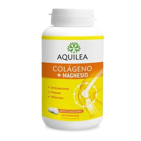 Aquilea Colágeno + Magnesio, 240 comprimidos