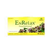 Compra Online Aquilea Enrelax Valeriana, Pasiflora, Espino Blanco 48 cápsulas | Farmaconfianza