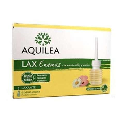 Aquilea LAX Enemas, 6 enemas