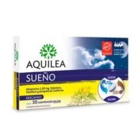 Aquilea Sueño Melatonina, Valeriana, Pasiflora y Amapola, 30 comprimidos bicapa ! Farmaconfianza