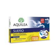 Aquilea Sueño Melatonina, Valeriana, Pasiflora y Amapola, 60 comprimidos bicapa | Farmaconfianza