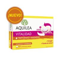 Aquilea Vitalidad con Triptófano y Magnesio, 60 comprimidos | Farmaconfianza