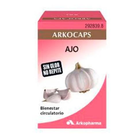 Arkocápsulas Ajo, 84 cápsulas ! Farmaconfianza