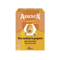 Arko Arkovox Pastillas Miel y Limón, 24 pastillas | Farmaconfianza | Farmacia Online