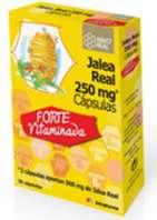 Arko Real Jalea Real Vitaminada Forte 250 mg, 30 cápsulas
