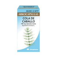 Arkocápsulas Cola de caballo 190mg, 100 cápsulas