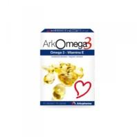 Arkomega 3 vitaminas y minerales, 45 cápsulas