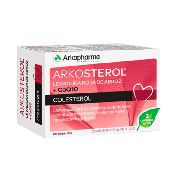 Arkosterol Levadura Roja de Arroz + Q10, 60 cápsulas | Farmaconfianza