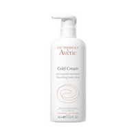 Avène Leche Corporal al Cold Cream. 400 ml