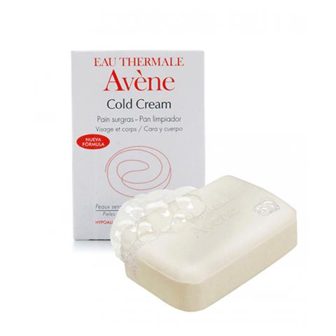 Avène Pan Limpiador al Cold Cream, 100 g