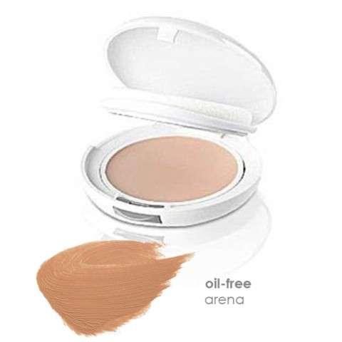Avène Crema compacta oil-free, color arena