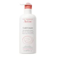 Avène Gel Limpiador al Cold Cream, 400 ml