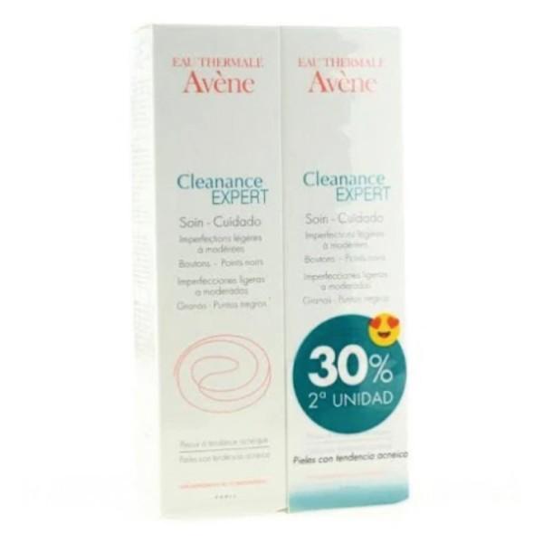 Avène Cleanance Expert DUPLO 30% 2ª unidad, 2 x 40 ml