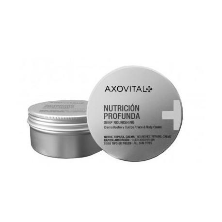 Axovital Nutrición Profunda Crema Rostro y Cuerpo, 250 ml|Farmaconfianza
