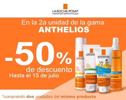 La Roche-Posay Anthelios 50% 2º unidad