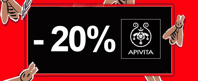 apivita -20%