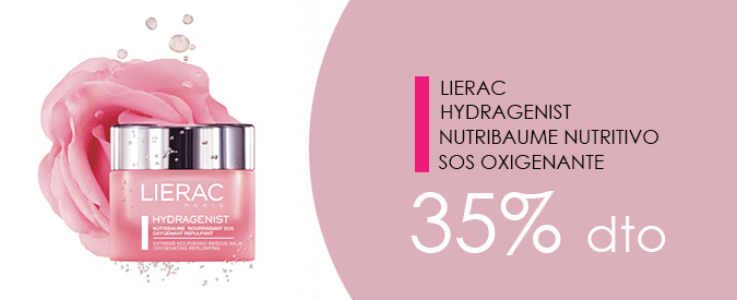 Lierac Hydragenist Nutribaume -35%