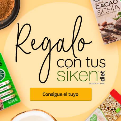 Regalo con tus Siken diet