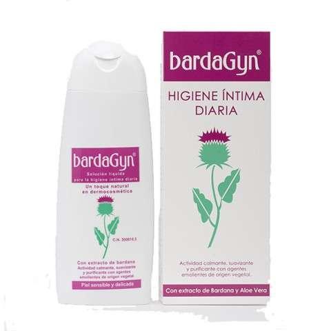 Bardagyn Plus Solución Lavante Íntima, 250 ml