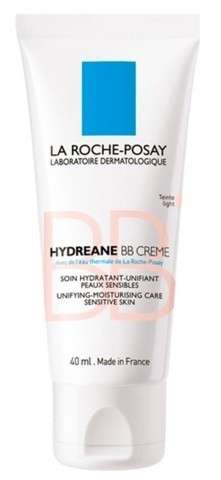 La Roche-Posay Hydreane BB Cream Teinté Medium, 40 ml