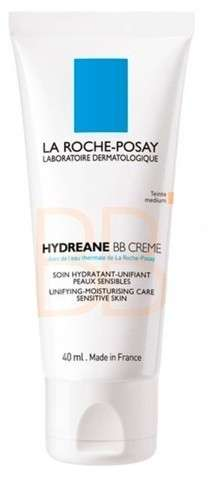 La Roche-Posay Hydreane BB Cream Teinté Light, 40 ml