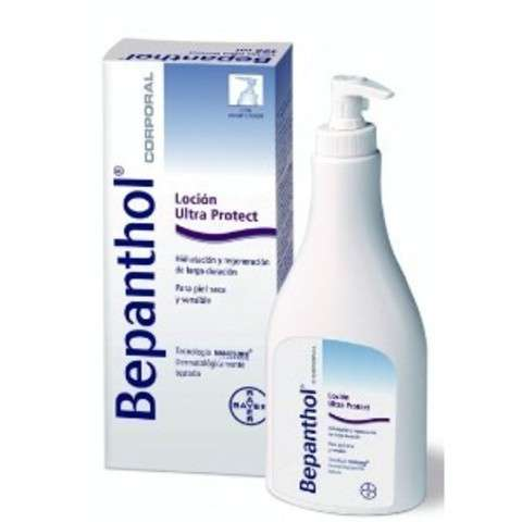 Bepanthol Loción Ultra Protect, 400 ml