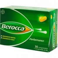 Vitaminas Berocca, 30 comprimidos