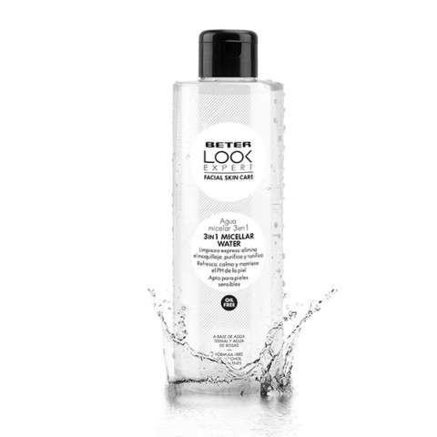 Beter Look Expert Agua Micelar 3 en 1, 400 ml