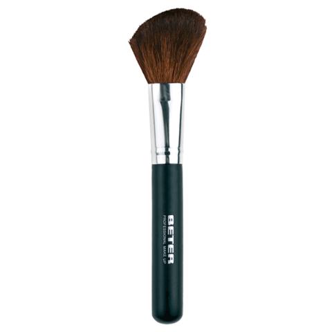 Beter Brocha de Maquillaje Angulada, pelo de cabra, 15,8 cms