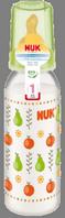 Nuk Biberón Classic T1: M (leche), 240ml