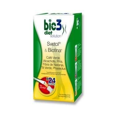BIO 3 Diet Solution 24 sticks
