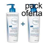 Bioderma Atoderm Crema DUPLO OFERTA, 2x500 ml.