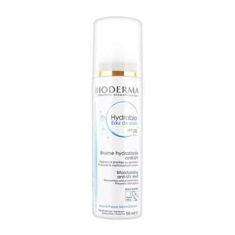 Bioderma Hydrabio Agua Hidratante SPF30, 50 ml