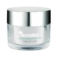 Biomed Aqua Detox 24H Crema Facial, 50 ml |Farmaconfianza