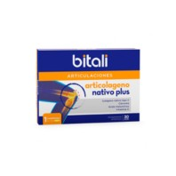 Bitali Articolágeno Nativo Plus, 30 comprimidos + REGALO Cold Hot Pack | Farmaconfianza