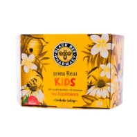 Black Bee Pharmacy Jalea Kids con equinacea sabor fresa, 20 ampollas | Farmaconfianza