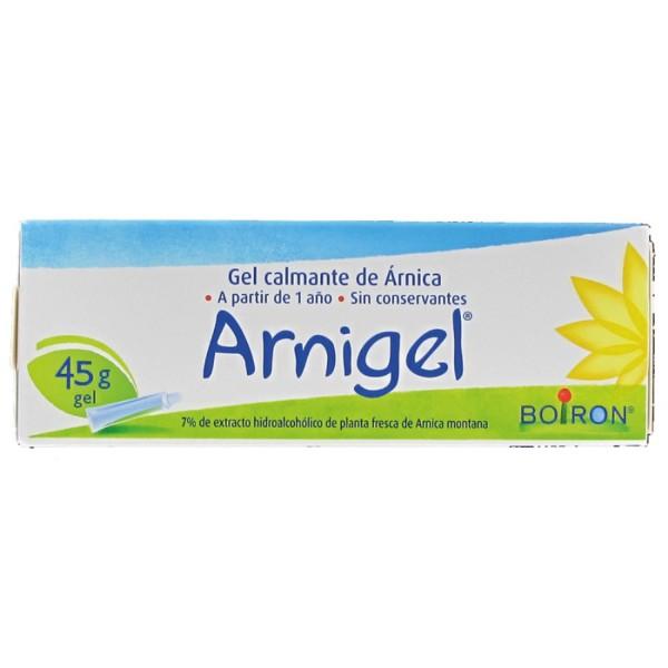 Boiron Arnigel Gel de Árnica, 45 g   Farmaconfianza