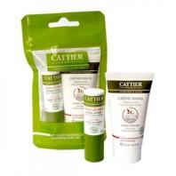 CATTIER Pack Conjunto de Invierno Crema de manos ultra-nutritiva 30 ml + Bálsamos ultra-nutritivo 4g. ! Farmaconfianza