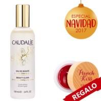 Caudalie Agua de Belleza + REGALO French Kiss Addiction Bálsamo Pack Navidad 2017|Farmaconfianza