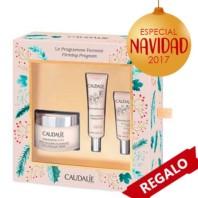 Caudalie Resveratrol Lift Crema Cachemir Redensificante + REGALO Sérum Firmeza + Bálsamo Lifting Ojos Pack Navidad 2017|Farmaconfianza