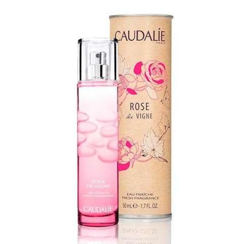 Caudalie Agua Refrescante Rose de Vigne, 50 ml.