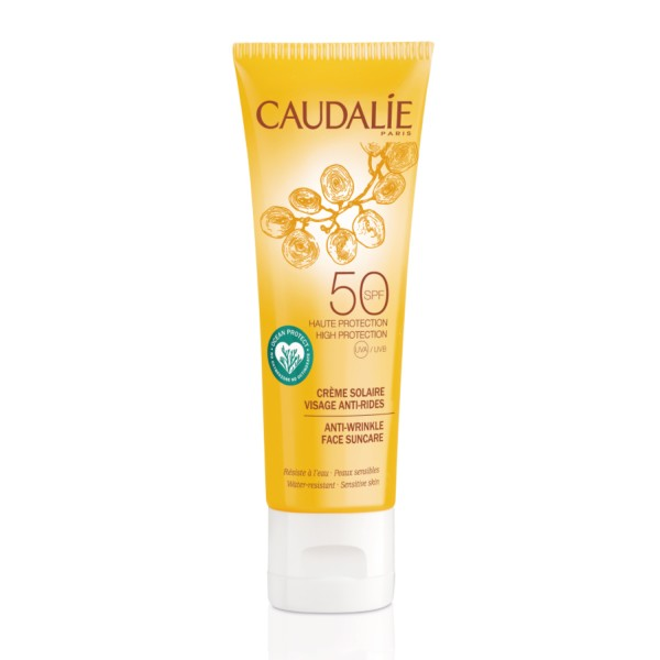 CAUDALIE Soleil Divin SPF50 40 ml | Farmaconfianza