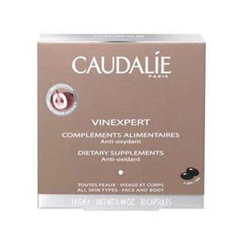 CAUDALIE Vinexpert complementos alimenticios - 30 caps